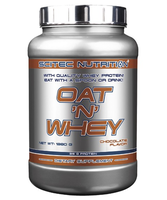 Scitec Nutrition          OAT'N'WHEY             1380 g.