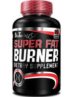BioTech USA      SUPER  FAT BURNER     120 tab.