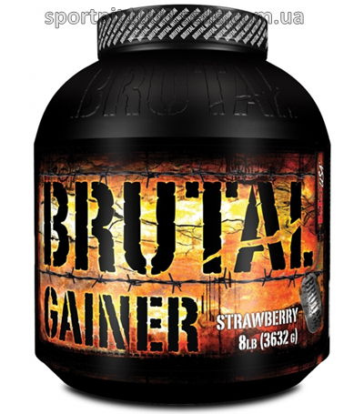 BioTech USA         BRUTAL GAINER     3632 g.-8 lbs.