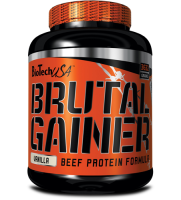 BioTech USA BRUTAL GAINER 3632 g.-8 lbs.NEW!