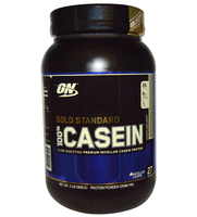 Optimum Nutrition   100% Casein  Gold Standard  908 g./2 lb.