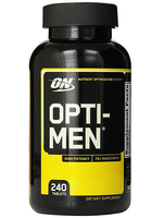 Optimum Nutrition     OPTI-MEN     240 tab.