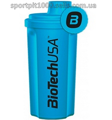 "BIOTECH USA   Shaker ""Schocking Blue""    700 мл."