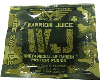 SciTec Nutrition    Warrior Juice    30 g.- sachet