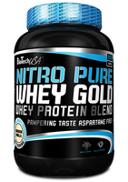 BioTech USA Nitro Pure Whey Gold 908 g .