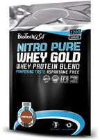 BioTech USA              Nitro Pure Whey Gold        2200 g.