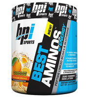 BPI Sports        BEST AMINOS w/ Energy       9.5 oz/30Servs