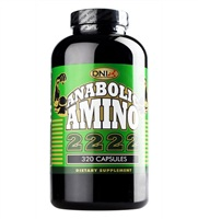 Diamond Nutrition INC. Anabolic Amino 2222 320 капс.