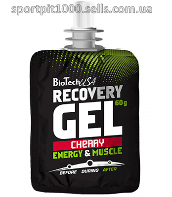BioTech USA          Recovery Gel	60 g.-tube