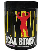 Universal  Nutrition       BCAA STACK	250 g.