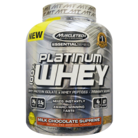 MUSCLE TECH    PLATINUM  100% WHEY    5,03 lbs./ 2.26 kg.