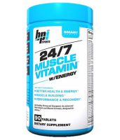BPI Sports         24/7 Muscle Vitamin w/Energy        90 tab.