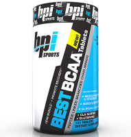 BPI Sports       Best  BCAA  Tablets     120 tab.