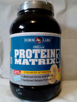 Form Labs   Protein Matrix 3	2270 g.