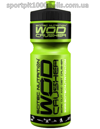 Scitec Nutrition Water bottle WOD CRUSHER  700ml.
