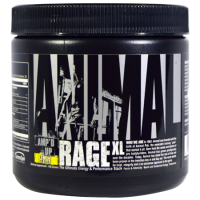 Universal  Nutrition    ANIMAL  RAGE  XL  149 g./30 serv.