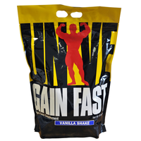 Universal Nutrition    Gain Fast 3100   4.55 kg.