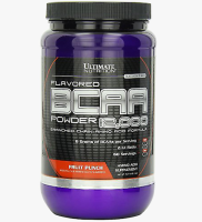 Ultimate Nutrition     FLAVORED BCAA POWDER  12000        457 g.