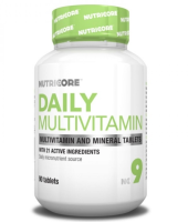 NUTRICORE       DAILY  MULTIVITAMIN                    90 tab.