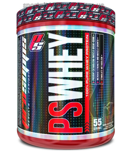 ProSupps              PS Whey                 1,8 kg./4 lb.