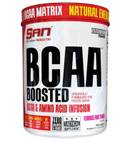 SAN                        BCAA  Boosted                          410 g.