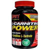 SAN                L-carnitine  Power                   60   veggie caps.