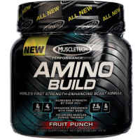 MuscleTech             Amino Build              261 g./0.58lb