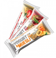 BioTech USA           Yogurt & Muesli  Bar               30 g.