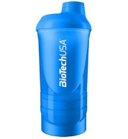 BioTech USA  WAVE+ SHAKER «Shocking Blue»  3 comp.