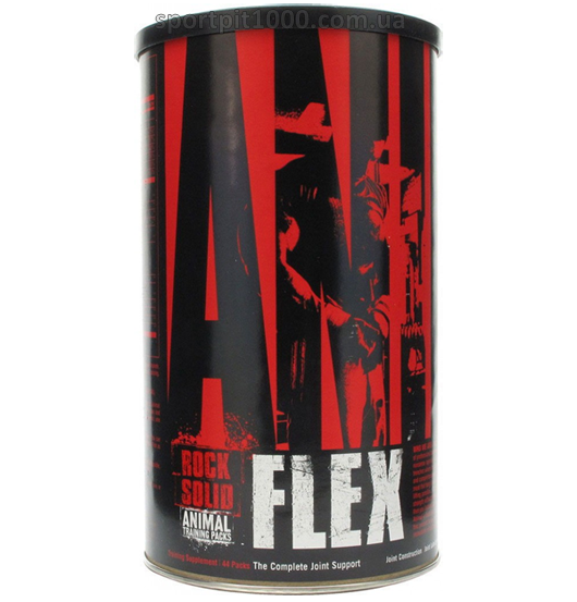 Universal Nutrition         Animal  Flex                  44 packs.
