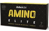 ​BioTech USA           AMINO BUILD ELITE         120  caps.