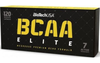 ​BioTech USA            BCAA  ELITE                    120  caps.