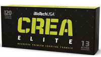 ​BioTech USA               CREA   ELITE                120  caps.