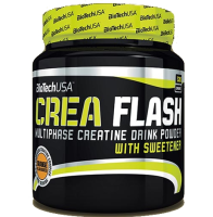 ​BioTech USA    CREA FLASH               320 g.