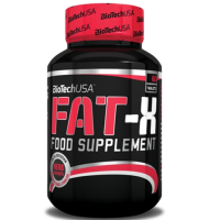 BioTech USA                 FAT-X                  60 tab.