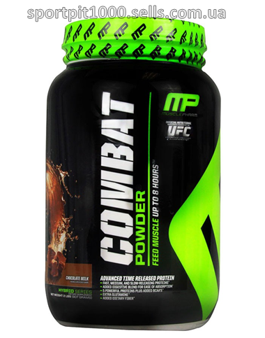 MusclePharm   Combat Powder   900 g.