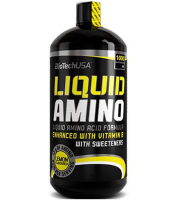 BioTech USA           LIQUID   AMINO             1000 ml.