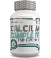 BioTech USA       CALCIUM COMPLETE                  90 tab.