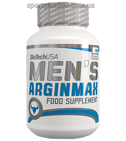 Biotech USA            Men's Arginmax        90 tab.