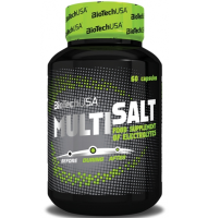 BioTech Usa              MultiSalt                        60 caps.