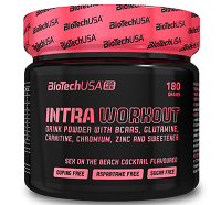 BioTech USA For Her          INTRA WORKOUT          180 g.