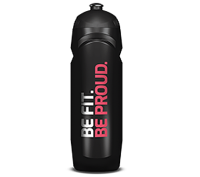BioTech USA For Her Water bottle For Her«Panter Black »750 ml.