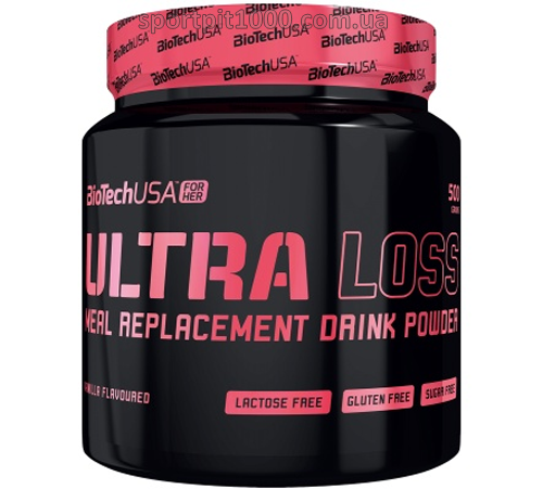 BioTech USA For Her        Ultra Loss              500 g.