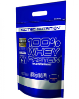 Scitec Nutrition           100% Whey Protein             1850 g.