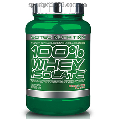 ​SciTec Nutrition           100%Whey Isolate                 700 g.