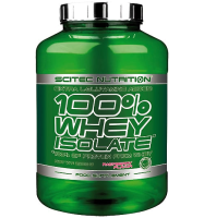 SciTec Nutrition          100%Whey Isolate               2000 g.