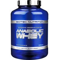 SciTec Nutrition          Anabolic Whey                  2300 g.