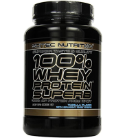 ​SciTec Nutrition   100% Whey Protein Superb          900 g.