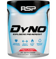 RSP Nutrition      DyNO         243 g./8.6 oz.