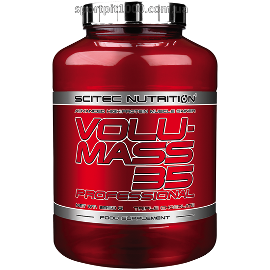 Scitec Nutrition           Volu-Мass 35 Professional           2950 g.